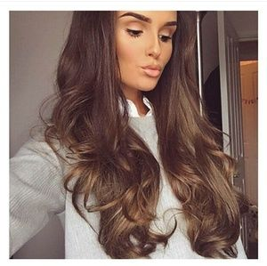 Brown Lace Front Wig